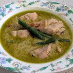 Thai Green Curry - chunky