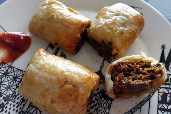 Spicy Sausage Roll