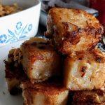 Raw Fish Salad aka Lo Hei Yue Sang (捞起魚生) ⭐️⭐️⭐️⭐️⭐️