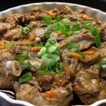 Air-fried Lor Bak (Pork Roll in Beancurd Skin) (卤肉)